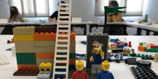 la fundacio torna a lactivitat presencial amb el taller lego news